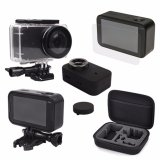 Compare Action Camera Accessories For Xiao Mi Mijia 4K Mini Camera Kit With Hard Storage Carry Hand Bag Waterproof Housing Case Frame Shell Cover Silicone Skin Case Cover With Lens Cap Protector Film Intl
