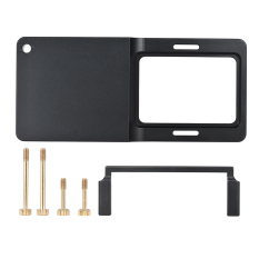 Top 10 Action Camera To Gimbal Accessories Adapter Plate Mount For Osmo Zhiyun Smooth C Smooth Ii Feiyu G4 Plus Spg Live G4 Pro Gimbals Work For Gopro Xiaoyi Sjcam And Other Action Camera Of Similar Dimension Intl