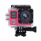Action Camera Ultra Hd 4K 30Fps 1080P Remote Wifi 30M Waterproof Camera 2 0Lcd Double Screen Mini Sport Camera Dv Intl Compare Prices