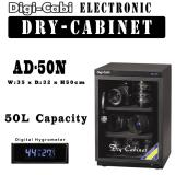 Price Comparisons For Ad 50N 50L Digi Cabi Electronic Dry Cabinet 5 Years Warranty