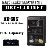 Top Rated Ad 60N 60L Digi Cabi Electronic Dry Cabinet 5 Years Warranty