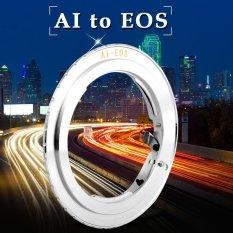 Buy Adapter Ring For Nikon F Lens To Canon Eos Ef 100D 550D 650D 1000D 1100D On Hong Kong Sar China