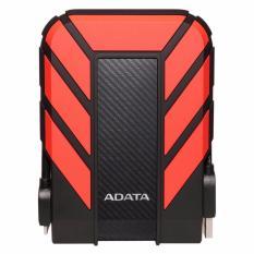 Price Adata Hd710 Pro 2Tb Red Usb 3 1 Portable Hard Disk Drive Online Singapore