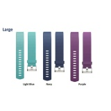 Adjustable Replacement Wristbands Straps Watchbands For Fibit Charge2 3 Pcs Pack Intl Coupon