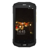 Price Agm A8 Shockproof Waterproof 5 Inch Hd Display 4G Cellphone Black Intl Agm Original