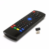 Air Fly Mouse Mx3 2 4Ghz Wireless Keyboard Remote Control Ir Learning 6 Axis For Android Smart Tv Box G Box Iptv Htpc Windows Ios Mac Linux Ps3 Xbox Intl Best Buy