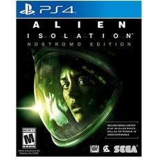 Buy Alien Isolation Nostromo Edition Ps4 Intl Sega Cheap