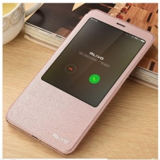 Best Alivo For Xiao Mi Max2 Pu Leather Flip Stand Cover Case Se Ultralight Windows Phone Cases Black Intl