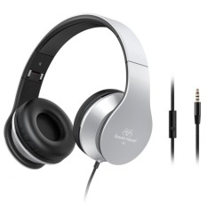 Allwin Sound Intone I60 Bluetooth Wired Headphones Stereo Foldable Headsets with Mic - intl