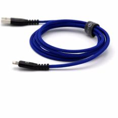 Review Energea Alutough 1 5M Lightning Cable Blue Energea On Singapore