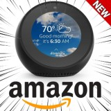 Purchase Amazon Echo Spot Black Intl