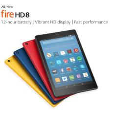 Buy Amazon Fire Hd 8 16Gb With Alexa 8 Hd Display 16 Gb Black Singapore