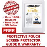 Geekbite Amazon Kindle 8Th Gen White Kindle Premium Pouch Screen Protector Wifi Special Offers Kindle Discount