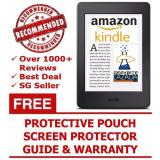 Get Cheap Geekbite Amazon Kindle Paperwhite 300 Ppi Black Kindle Premium Pouch Screen Protector Wifi Special Offers