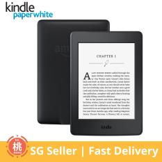 Amazon Kindle Paperwhite Wi Fi Only With Special Offers 4Gb 300Ppi Black Free Shipping