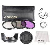 Sale Andoer 52Mm Filter Kit Uv Cpl Fld