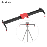 Recent Andoer 60Cm 23 6 All Metal Aluminum Alloy Video Track Slider Dolly Rail Stabilizer Max Load 6Kg For Canon Nikon Sony Dslr Cam Camera Camcorder Intl