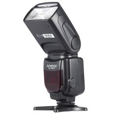 Andoer Ad-960ii Universal Lcd Display On-Camera Speedlite Flash Gn54 For Nikon Canon Pentax Dslr Camera (export) By Tomtop.