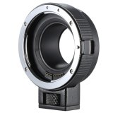 Buy Andoer Ef Eosm Lens Mount Adapter Support Auto Exposure Auto Focus And Auto Aperture For Canon Ef Ef S Series Lens To Eos M Ef M M2 M3 M10 Camera Body Support Image Stability Export Hong Kong Sar China