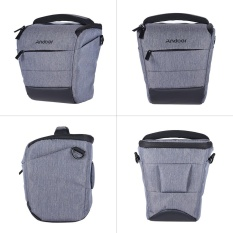 Buy Andoer Portable Dslr Camera Shoulder Bag Sleek Polyester Camera Case For 1 Camera 1 Lens And Small Accessories For Canon Nikon Sony Fujifilm Olympus Panasonic Outdoorfree Intl On China