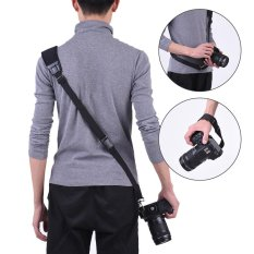 Andoer Professional Rapid Quick Release Camera Shoulder Sling Neck Wrist Strap For Canon Nikon Sony Dslr Ildc Dv Outdoor Shooting Outdoorfree - Intl By Outdoorfree.