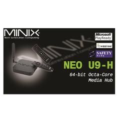 Sales Price Android Minix Neo U9 H Newest 4K Tv Media Box A2 Lite Air Mouse