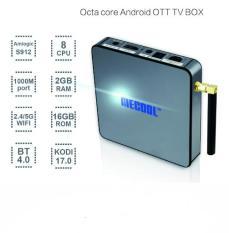 Wholesale Android Tv Box Bb2 Amlogic S912 64 Bit Octa Core Android 6 Marshmallow 2Gb 16Gb Bluetooth 4 Tv Box