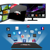 Sale Android Tv Box Multimedia Player Streaming Media Players High Configuration Tv Android Box Iptv Support 4K Android 6 Set Top Box Online On China