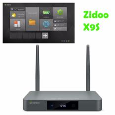Buy Android Tv Box Zidoo X9S Android 6 Openwrt Nas Quad Core 2G 16G Dual Band Wifi 1000Mbps Lan Hdr Usb3 Hdmi In Recoder Sata 3 Bluetooth Media Player Intl Oem Cheap