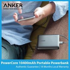 Sale Anker Powercore 10400Mah High Capacity Portable Powerbank Anker On Singapore