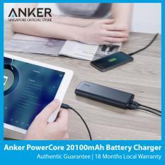 Price Anker Powercore 20100Mah Portable Power Bank Anker New