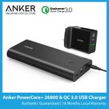 Discount Anker Powercore 26800Mah Quick Charge 3 Charger Sg Plug Anker On Singapore