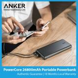 Review Anker Powercore 26800Mah High Capacity Powerbank Best Seller Singapore