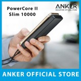 Anker Powercore Ii Slim 10000Mah Upgraded Poweriq 2 Up To 18W Output Portable Powerbank On Line