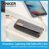 Buy Anker Powerline Lightning Usb Cable 6Ft 1 8M On Singapore
