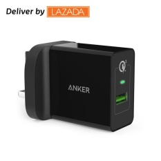 Discount Anker Powerport 1 Qualcomm Qc Quick Charge 3 Usb Wall Charger Uk Plug Intl Anker