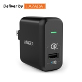 Low Cost Anker Powerport 1 Qualcomm Qc Quick Charge 3 Usb Wall Charger Us Plug Intl