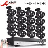 Low Price Anran 16Ch Hdmi Dvr Video Surveillance Kit Cctv System 1080N Hd 720P 1800Tvl Ir Outdoor Indoor Waterproof Security Cameras Intl