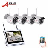 Where Can You Buy Anran 4Ch Cctv System Wireless 720P 12 Inch Nvr Security Camera System 4Pcs 1 0Mp Ir Outdoor P2P Wifi Ip Camera Intl
