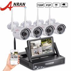 Buy Anran Wireless Cctv System Nvr Kit 7 Inch Lcd Screen P2P 720P Hd 36 Ir Wifi Ip Camera Outdoor Security Camera Intl Cheap On China
