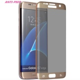 Anti Peep Privacy Protection Film Full Coverage Ultra Thin Tempered Glass Screen Protector For Samsung S7 Edge Coupon Code
