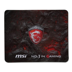 Cheap Anti Slip Stitched Edge Durable Msi Logo Gaming Mouse Pads Computer Game Rubber Mousemat For Gamer Play Mats Intl Online