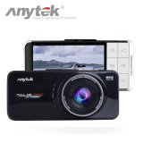 Retail Price Anytek Official At66A Car Camera Novatek 96650 Car Dvr Black