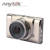 Coupon Anytek Official Car Dvr A100 Novatek 96650 Car Camera Ar0330 1080P Wdr Parking Monitor Night Vision