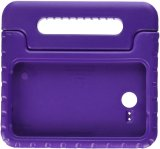 Aoobcc Samsung Galaxy Tab A 7 Inch Kids Case Eva Shockproof Cover Handle Stand Case For Kids Children For Samsung Galaxy Taba 7 Inch Tablet 2016 Release Sm T280 Sm T285 Version Only Purple Intl Reviews