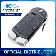 APC Home/Office SurgeArrest 6 outlets with Phone Protection 230V UK