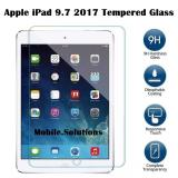 Price Apple Ipad 9 7 2017 Tempered Glass Screen Protector Clear Tempered Glass New