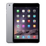 Recent Apple Ipad Mini 3 16Gb Wifi Cellular Grey Local Set Free Case