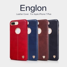 Buy Apple Iphone 7 Plus Black Blue Brown Red Englon Leather Case By Nillkin On Singapore