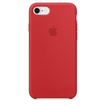 Get The Best Price For Apple Iphone 8 7 Silicone Case Product Red